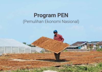Program Pemulihan Ekonomi Nasional (PEN) diperpanjang