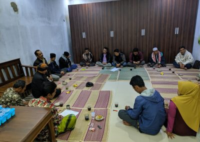 Rapat Pra-pelaksanaan Kegiatan Pembangunan